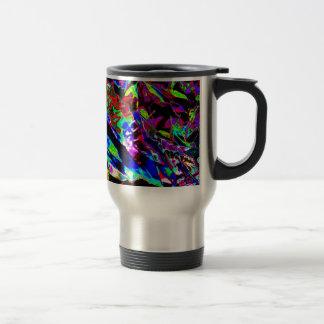 Vibrant Scatter Travel Mug
