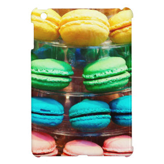 Vibrant Stacked French Macaron Cookies Cover For The iPad Mini