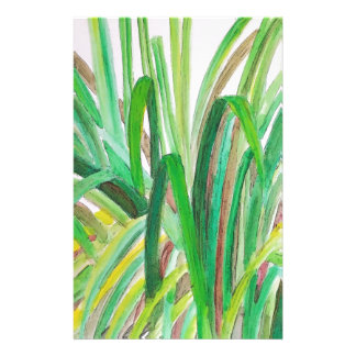 Vibrant Sugar Cane Stationery