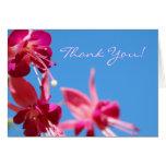 Vibrant Thank You Card