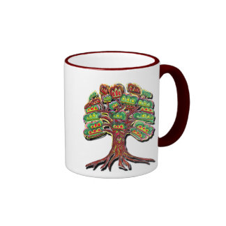 Vibrant Tree Mug