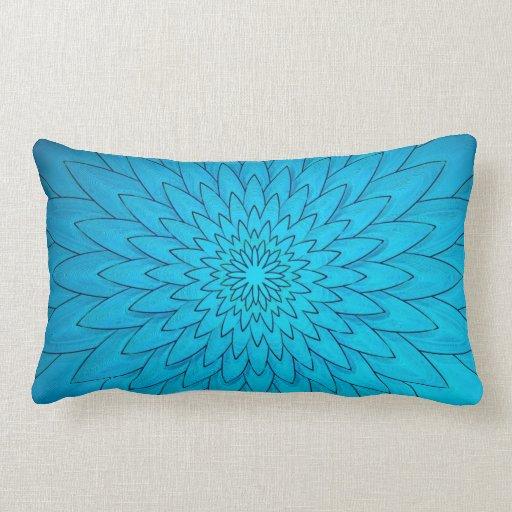 turquoise blue pillows turquoise blue throw pillows zazzle