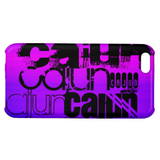 Vibrant Violet Blue and Magenta iPhone 5C Cases