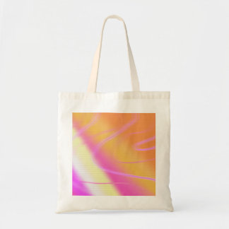 vibrant waves tote bag