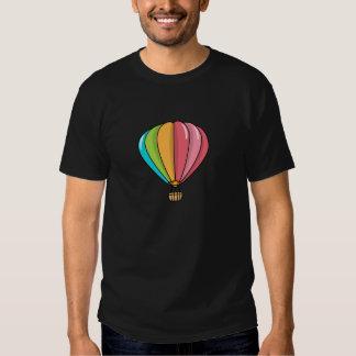 Vibrantly Colored Hot Air Balloon T Shirt