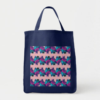 Vibrantly Designed Budget Tote