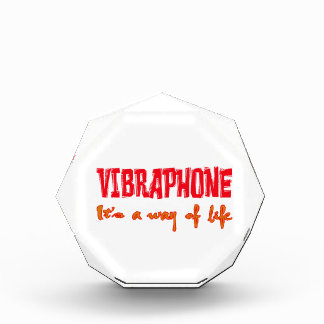 Vibraphone It's a way of life Award