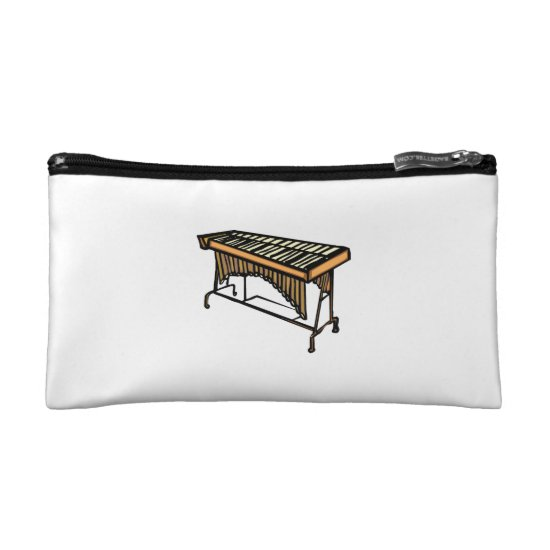 vibraphone simple instrument design.png cosmetic bag