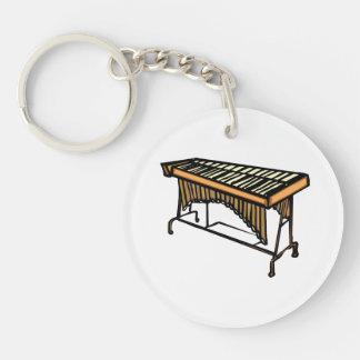 vibraphone simple instrument design.png keychain