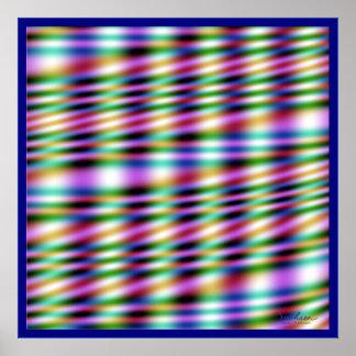 Vibrating Image Print