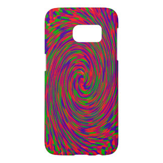 VIBRATING STRINGS CAUGHT IN A WHIRLPOOL SAMSUNG GALAXY S7 CASE