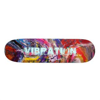 Vibration Skateboard Deck