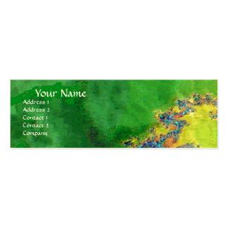 VIBRATIONS OF MATTER BUSINESS CARD
