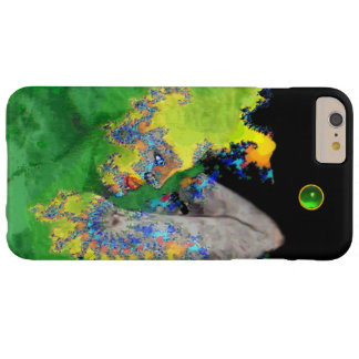 VIBRATIONS OF MATTER Green Fractal Woman Barely There iPhone 6 Plus Case