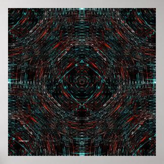 Vibrations Print