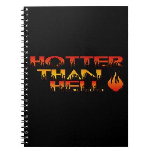 Vibre que el cuaderno del infierno