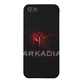 Vibre que el infierno Arkadia iPhone 5 Fundas