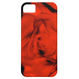 Vibrent Red Rose iPhone 5 Cover