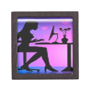 Vic Inc, Designs Jewelry Box