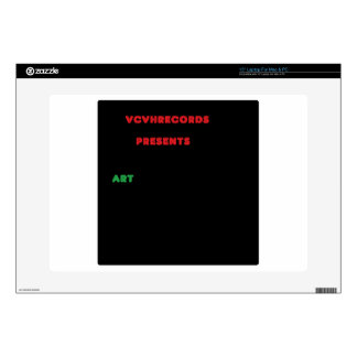 "Vic Inc. Instrumentals 15"" Laptop Decal"