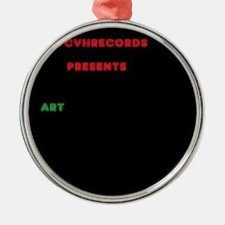Vic Inc. Instrumentals Metal Ornament
