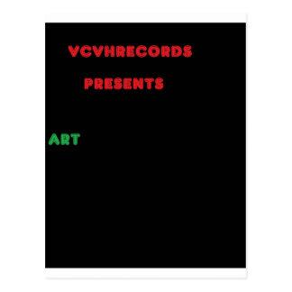 Vic Inc. Instrumentals Postcard