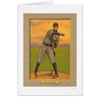 Vic Willis Pirates Cardinals Baseball 1911 Card