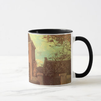 Vicarage at Nuenen by Vincent van Gogh Mug
