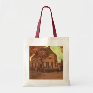 Vicarage at Nuenen by Vincent van Gogh Tote Bag