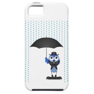 Vicario mojado iPhone 5 Case-Mate coberturas