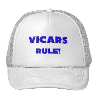Vicars Rule! Hats