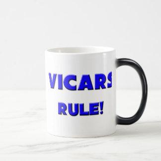 Vicars Rule! Coffee Mugs