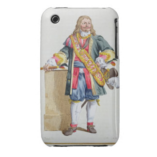 Vice Admiral Ruyter (1607-76) from 'Receuil des Es Case-Mate iPhone 3 Case