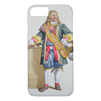 Vice Admiral Ruyter (1607-76) from 'Receuil des Es iPhone 7 Case