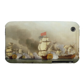 Vice Admiral Sir George Anson's (1697-1762) Victor iPhone 3 Cover