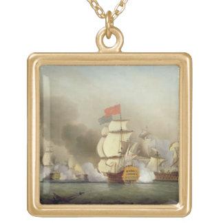 Vice Admiral Sir George Anson's (1697-1762) Victor Pendants