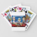 Vice discusión presidencial baraja cartas de poker