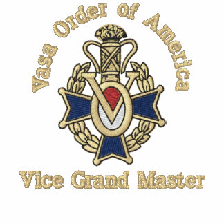 Vice Grand Master, Customize it for your lodge. Polo Shirt
