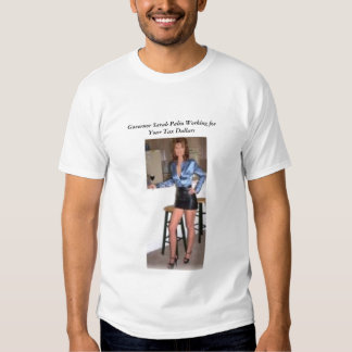 Vice President 2, Governor Sarah Palin Working ... T-shirt