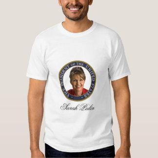 Vice President Sarah Palin Tee Shirt