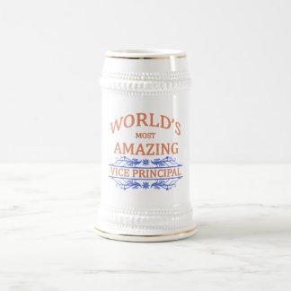 Vice Principal Beer Stein