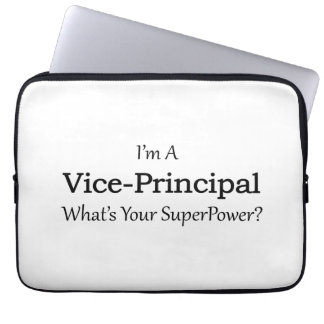 Vice-Principal Laptop Sleeve