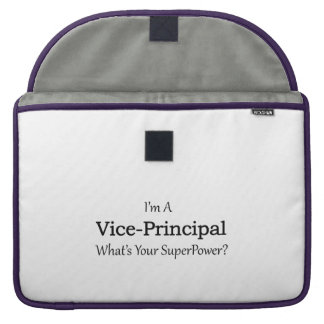 Vice-Principal Sleeve For MacBook Pro