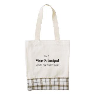 Vice-Principal Zazzle HEART Tote Bag