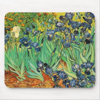 Vicent Van Gogh, iris Tapetes De Ratones