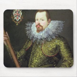 Vicente Gonzaga, duque de Mantua, 1600 Tapetes De Raton