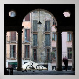 Vicenza, Italia Poster