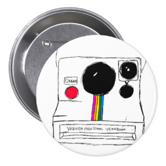 vicenza yearbook pinback button