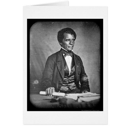 Vicepresidente Beverly Yates Daguerreotype 1858 Tarjeton