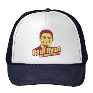 VICEPRESIDENTE PROPAGANDA.png de PAUL RYAN Gorras